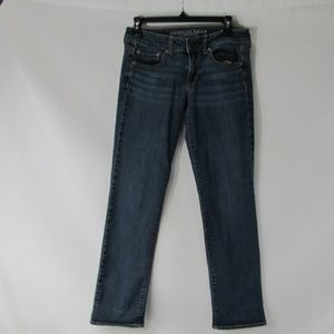 AEO American Eagle Outfitters Slim Straight Jeans